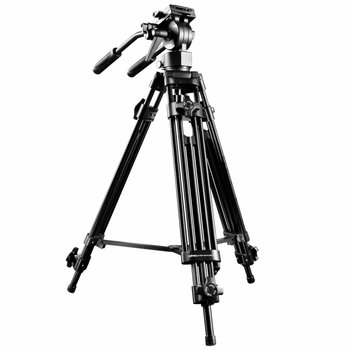 Walimex Pro Video Pro Tripod EI-9901, 138cm