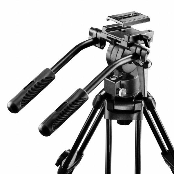 Walimex Pro Video Pro Statief EI-9901, 138cm