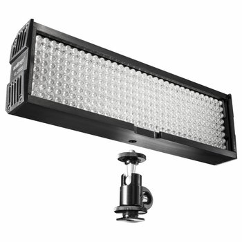 Walimex Pro LED Videoleuchte mit 256 LED