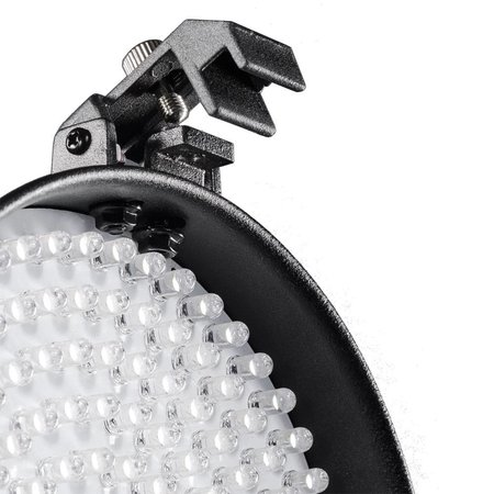 Walimex Pro LED Spotlight XL + Kleppenset