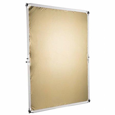 Walimex Pro Reflectiescherm Paneel 4in1 Jumbo, 150x200cm