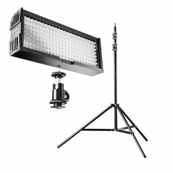 Walimex Pro LED Video Set up 192