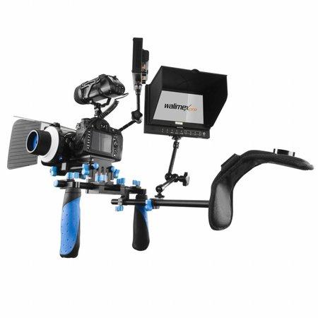 walimex pro Hand-Shoulder-Videotripod Director I