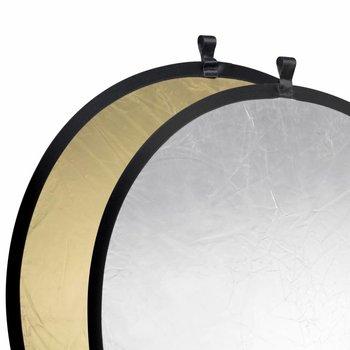 Walimex Studio Pop-Up Reflector Golden/Silver, 107cm