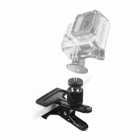 mantona GoPro Clamp Set II