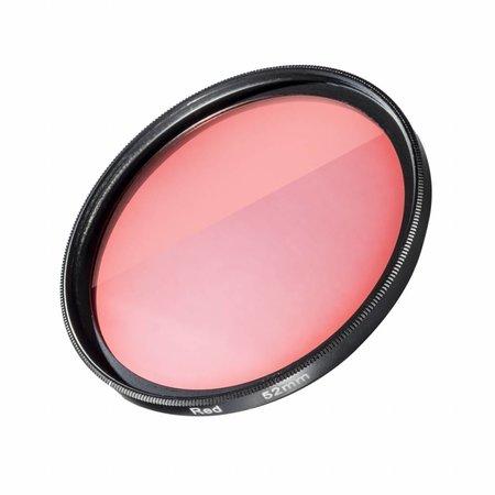 mantona GoPro Filter Red 52mm