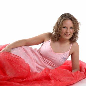 walimex Background Cloth  3x6m red