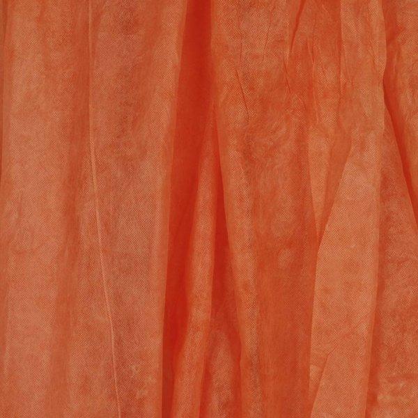 Walimex Achtergrond Doek voor studio fotografie 3x6m oranje