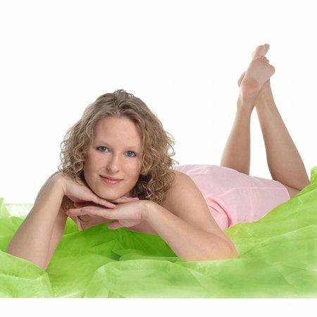 Walimex Achtergronddoek 3x6m Groen