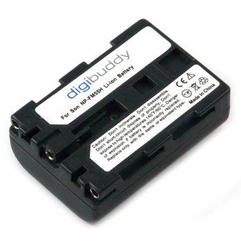 Walimex Li-Ion Battery NP-FM55H/NP-QM51 for Sony, 1400mAh
