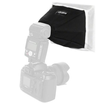 Walimex Softbox 15x20cm voor Compacte flitsers