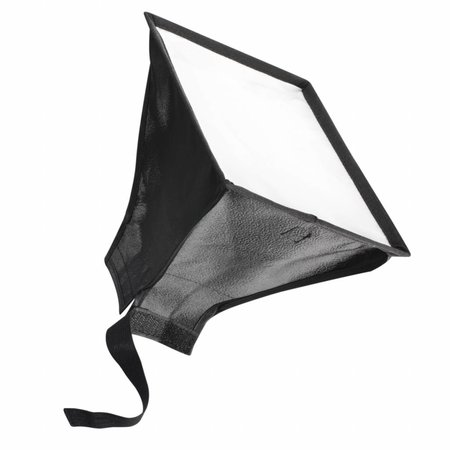 Walimex Softbox 15x17cm voor compact flitsers
