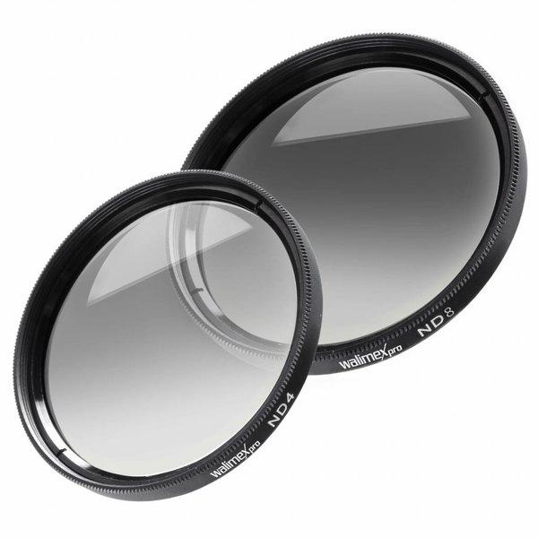 Walimex ND Filter set ND4 & ND8 55 mm