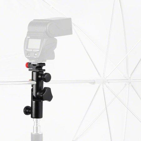 Walimex Metalen Flitshouder/Paraplu