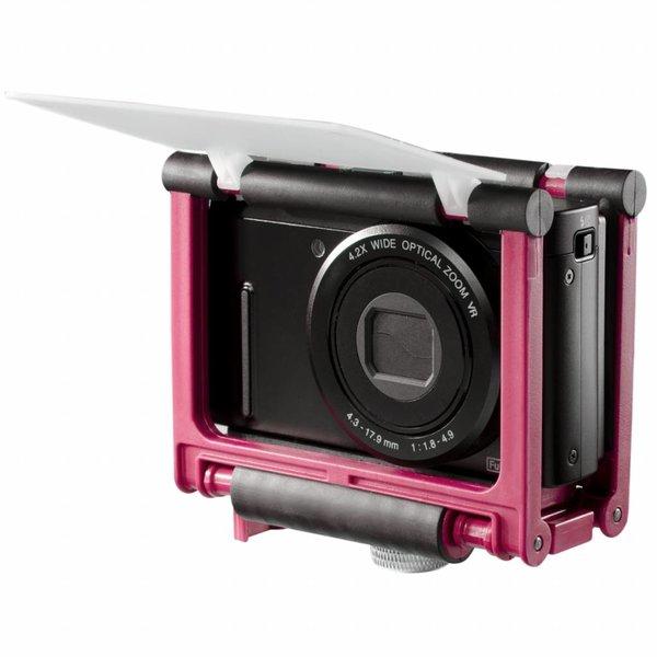Walimex Pro Gary Fong Flip Cage Roze Tafelblad Standaard