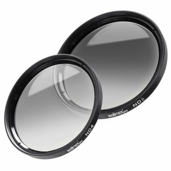 Walimex ND Filter set ND4 & ND8 58 mm