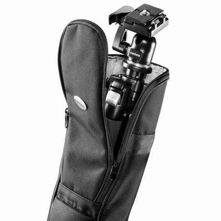 mantona Tripod Bag, Black, 63cm