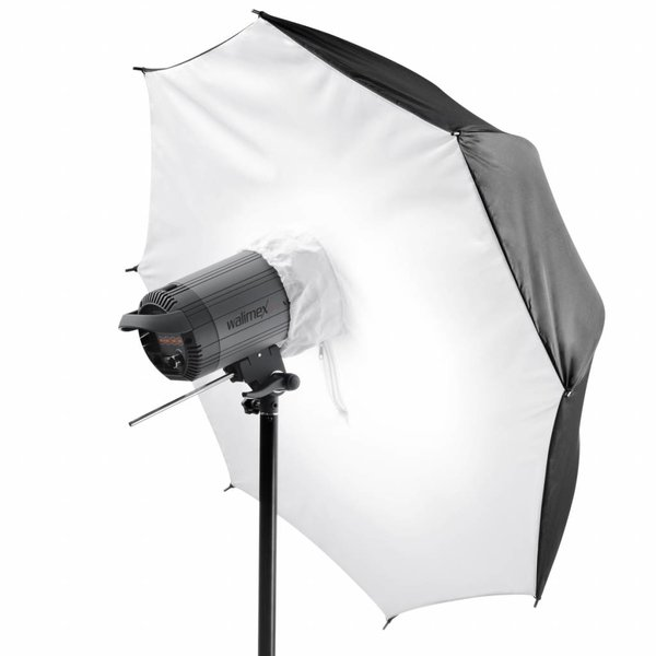 Walimex Pro Paraplu Softbox Reflector, 109cm