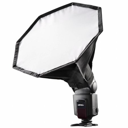 Walimex Octa Softbox 28cm voor compact flitsers