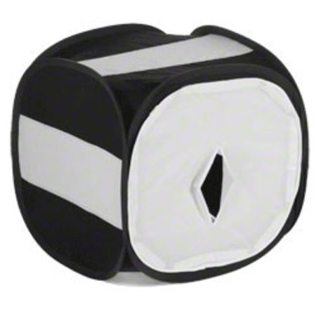Walimex Pop-Up Light Cube 40x40x40cm Zwart