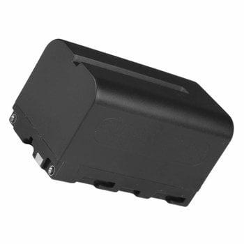 Walimex NP-F 750 Li-Ion Akku für Sony, 4400mAh