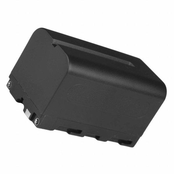 Walimex Li-Ion Batterij NP-F 750 voor Sony, 3600mAh