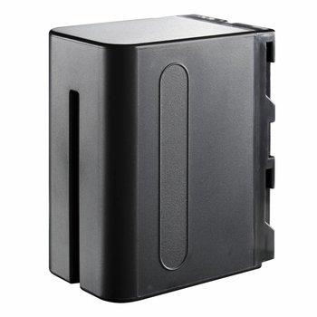 walimex Li-ion Batterij NP-F960 voor Sony, 6600mAh