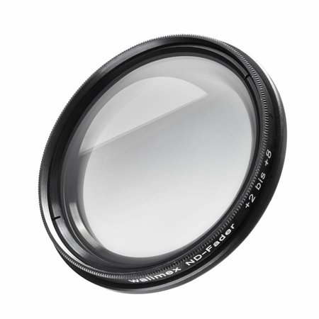 Walimex ND Fader 52 mm 2 tot 8