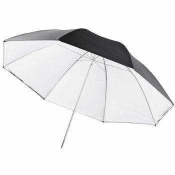 Walimex Pro Reflectie / Doorschijnende 2in1 Paraplu Wit 109cm