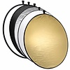 Walimex Opvouwbare Reflectieset 5in1 110 cm