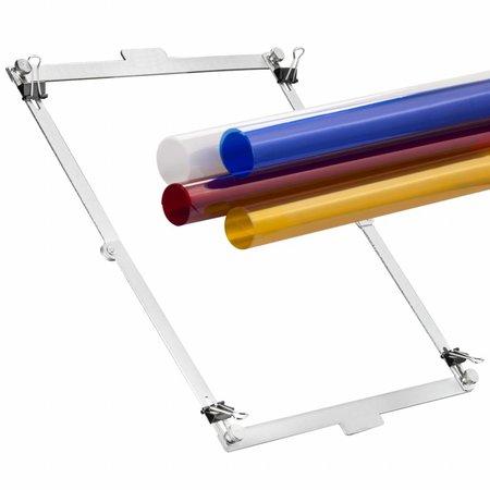 walimex Kleurenfilterset voor Achtergrond Reflector