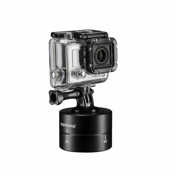 Mantona Turnaround 360° Action Cam