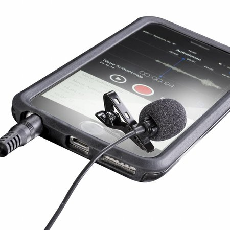 walimex pro Smartphone Lavalier Microphone