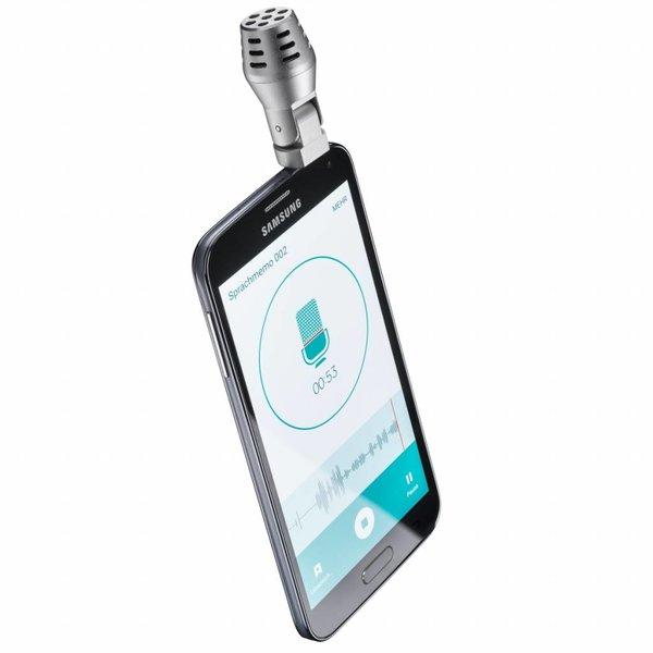 Mantona Smartphone Microfoon