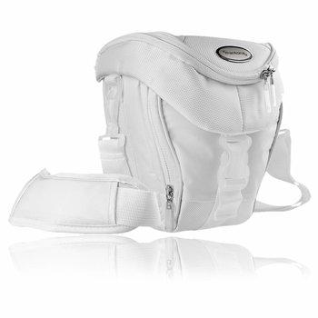 mantona Camera Bag Holster Premium, White