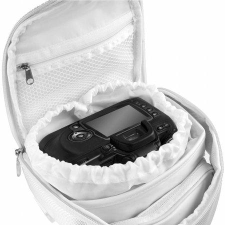 Mantona Cameratas Premium, Wit