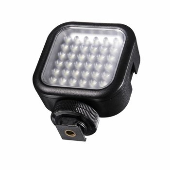 walimex pro LED-Videoleuchte 36 LED dimmbar