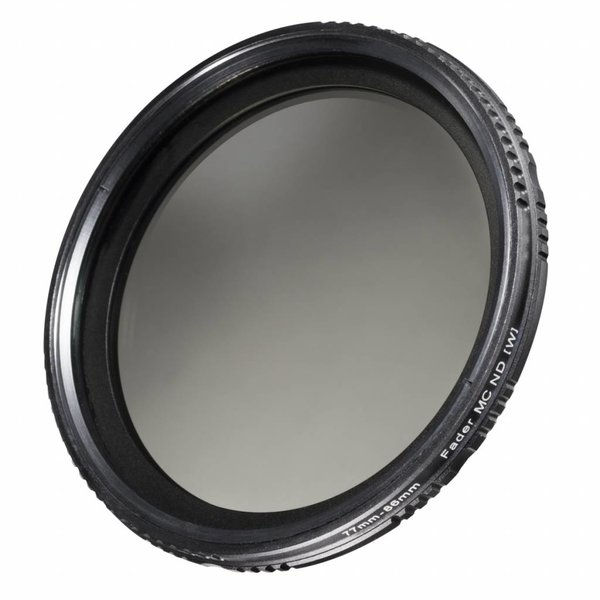 Walimex Pro ND-Filter coated 55 mm ND2 - ND400