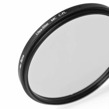 Ultra Slim CIR-PL Filter MC 55 mm