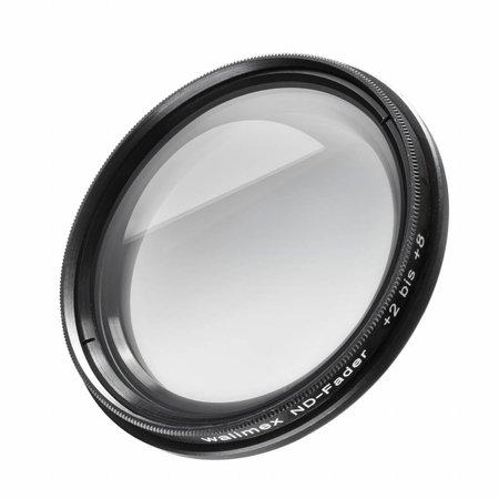 walimex ND-Fader 62 mm +2 bis +8 Blenden