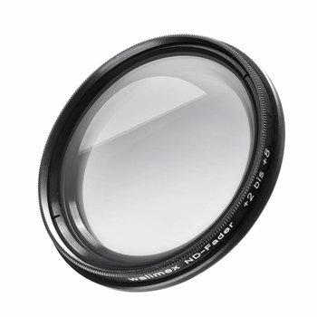 walimex ND-Fader 77 mm +2 bis +8 Blenden