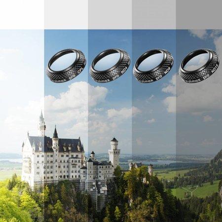Walimex Pro Drone Filterset voor DJI Mavic Pro