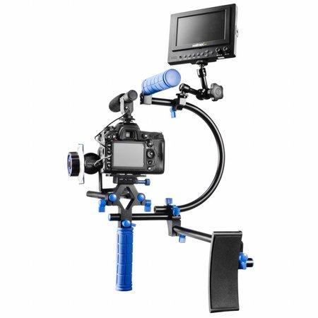 Walimex Pro Bracket met Handgreep voor Video