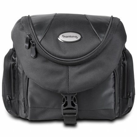 mantona Camera Bag Premium, Black