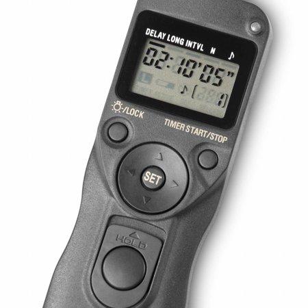 Aputure LCD Timer Remote AP-TR1N voor Nikon