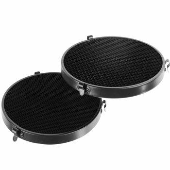 Walimex Pro Waben-Set für Standardreflektor 4 mm