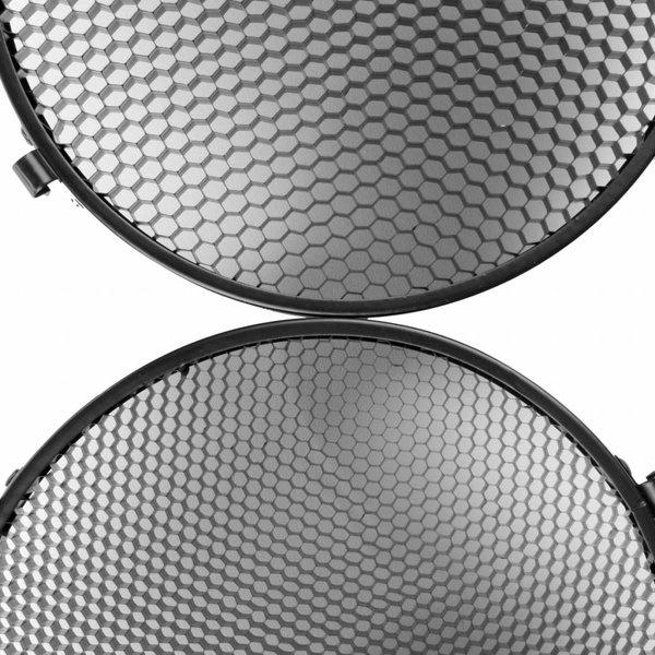 Walimex Pro Grid Set voor Standaard Reflector 4 + 6mm