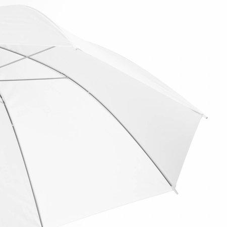 Walimex Pro Doorschijnende Studio Paraplu Wit 150cm