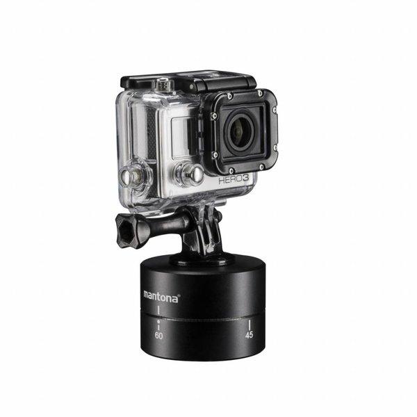 Mantona GoPro Turnaround 360° Statiefkop