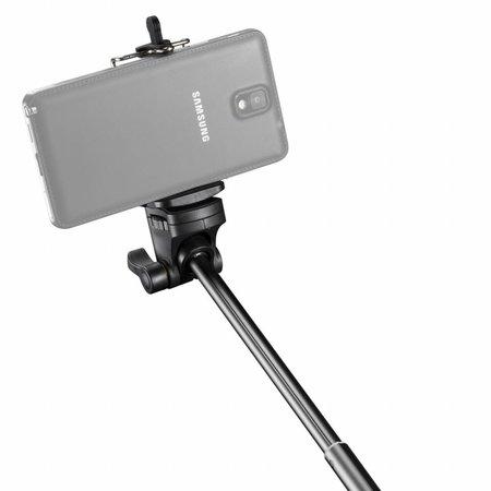 mantona Monopod Selfie Zwart voor Iphone